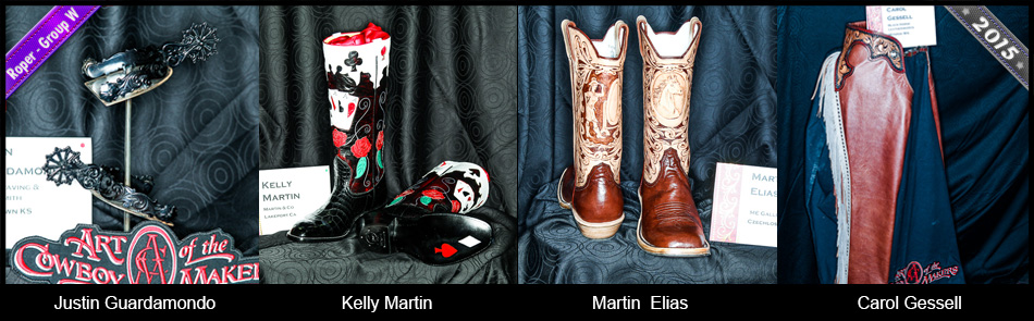 2015 Roper Cowboy Marketplace – Group W Awards