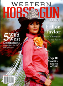 Art of the Cowboy Makers in Western Horse & Gun Magazine